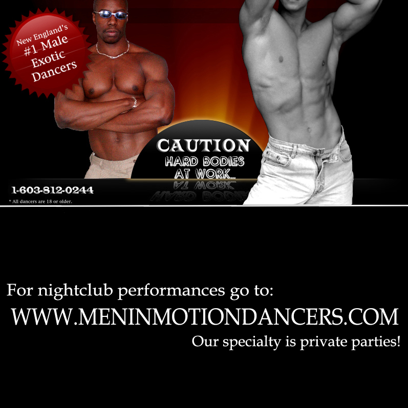 male revues and strip clubs new england