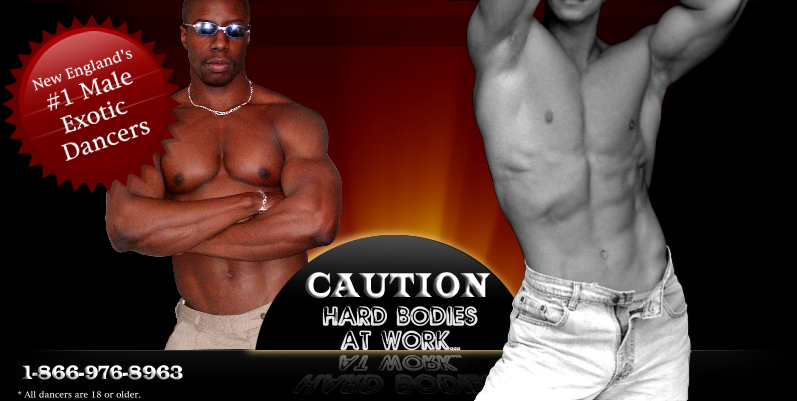 male strippers new england & boston